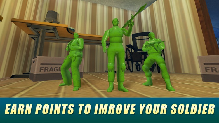 Army Men Hero: Toy War Shooter screenshot-3