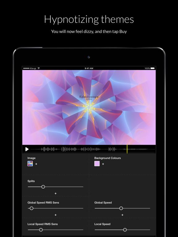 Wizibel - Audio Visualizerのおすすめ画像5