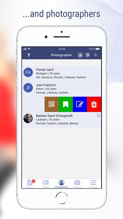 Smart Model Release screenshot-4