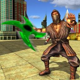 Strange Ninja : Spinner Hero