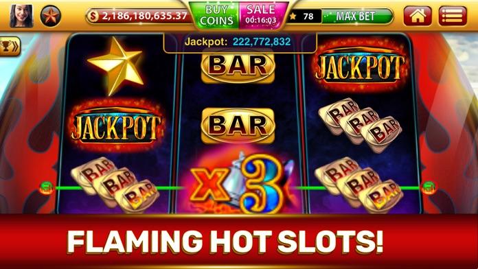 OMG! Fortune Slots Screenshot