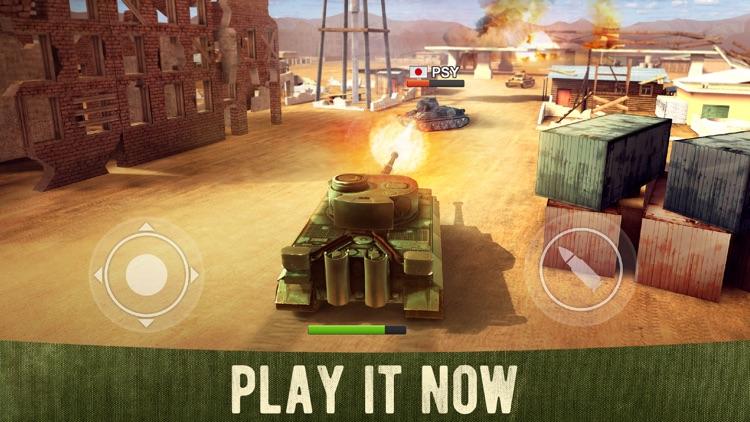 War Machines: 3D Tank Games screenshot-0