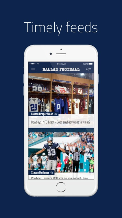 Dallas Football: News for Dallas Cowboys Fans