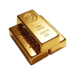 Precious metals of the CBR