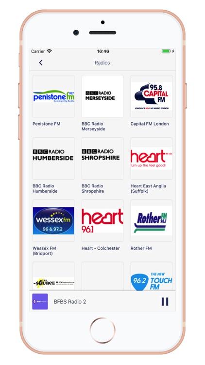 Great Britain Radio - AM/FM screenshot-3