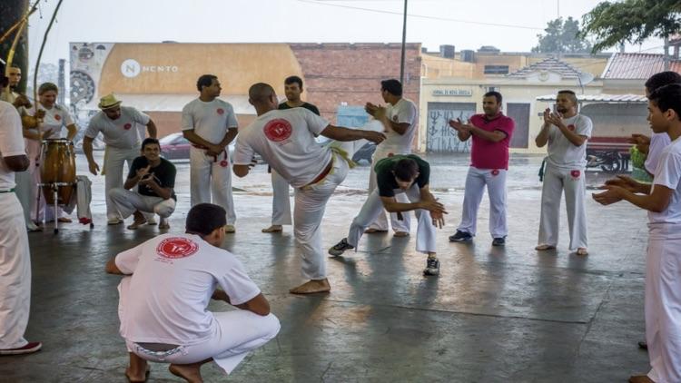 Capoeira Training screenshot-4