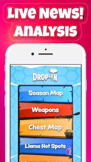 Wheel For Fortnite Drop In On The App Store