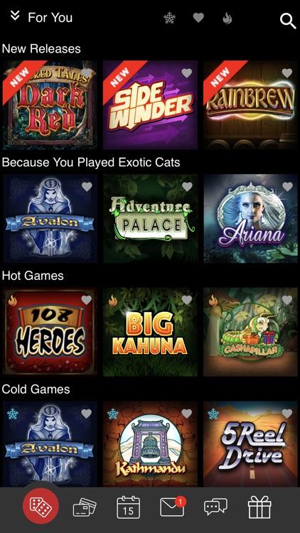 Red Flush Online Casino screenshot-3