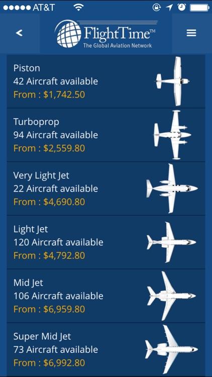 FlightTime Smarter Private Jet