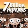 Experimental Gameplay Group - 7 Billion Humans artwork