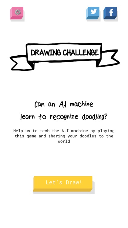 Drawing Challenge Game