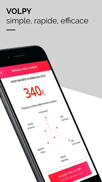 Volpy Changez votre mobile screenshot-3
