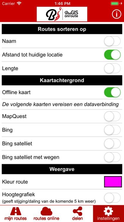 BraGIS-onroute screenshot-3