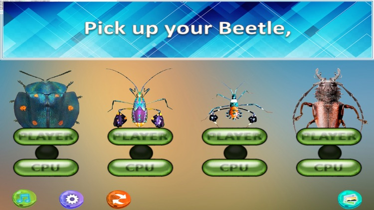 Battles of Beetles - Bosses clash !