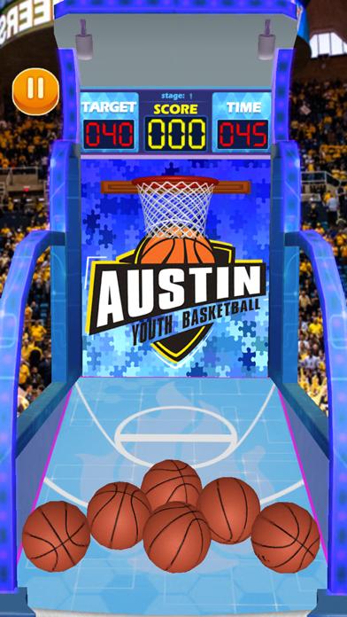 Arcade Basketball 3D screenshot one