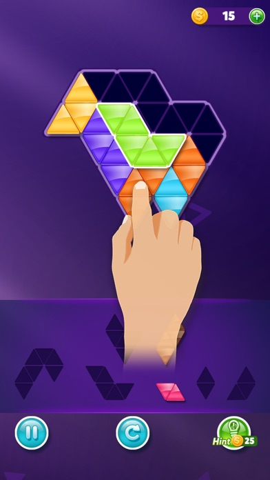 Block! Triangle puzzle:Tangram screenshot 3