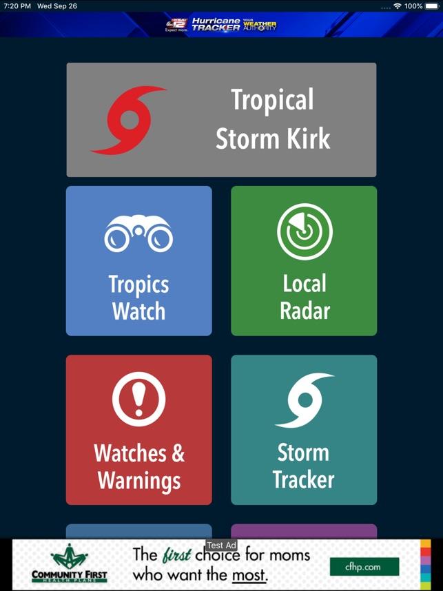 Ksat12 Hurricane Tracker On The App Store