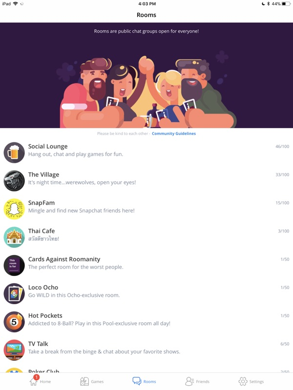 Plato: Games, Chat & Friends - Online Game Hack and Cheat