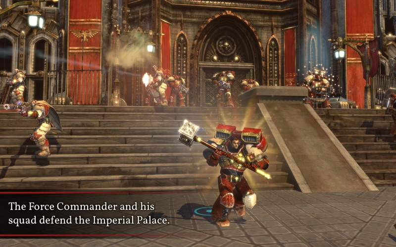 Warhammer 40K: Dawn of War II screenshot 8