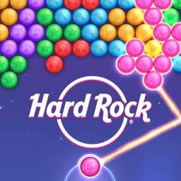 Hard Rock Bubble Shooter