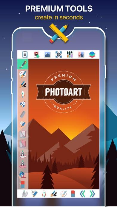 Poster Maker & Text over Photo Screenshots