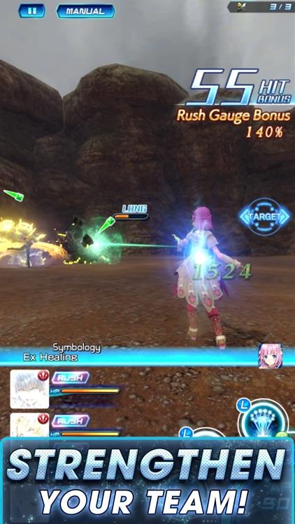 STAR OCEAN: ANAMNESIS screenshot-4