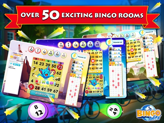 Bingo Blitz - Bingo Games iPad
