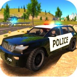 Crime Chase - Police Car