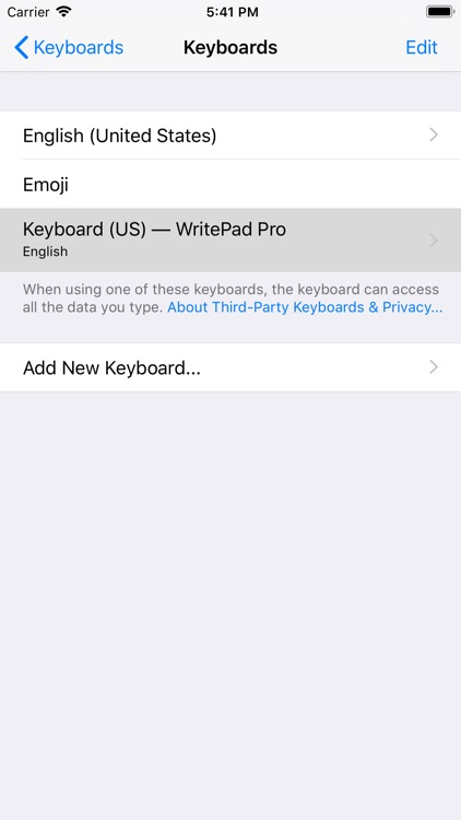 WritePad Professional screenshot-8