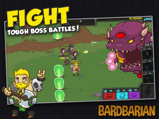 Screenshot 3 Bardbarian - Premium Edition