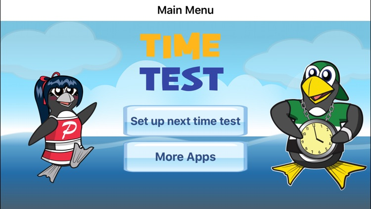 Time Test screenshot-0