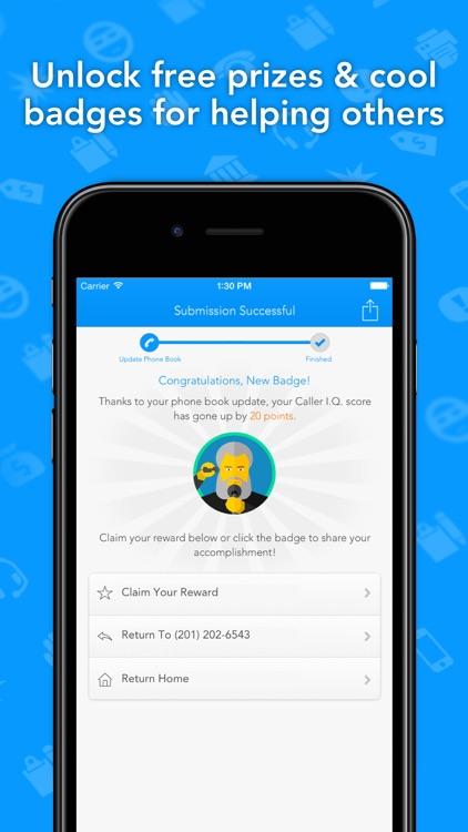 CallerSmart: Caller ID + Block screenshot-4
