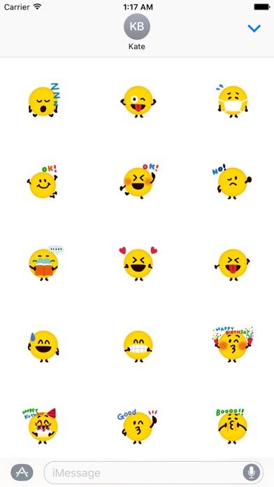 Facemoji - Funny Emoji Sticker screenshot 2