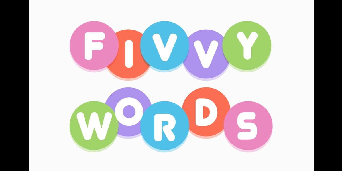 FIVVY WORDS - Letter Puzzle App on the App Store
