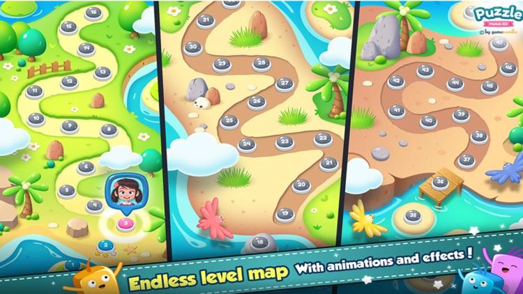Bubble MatchBox - Puzzle Game screenshot-3