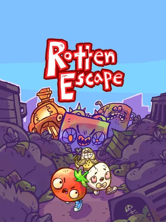 Screenshot 5 Rotten Escape