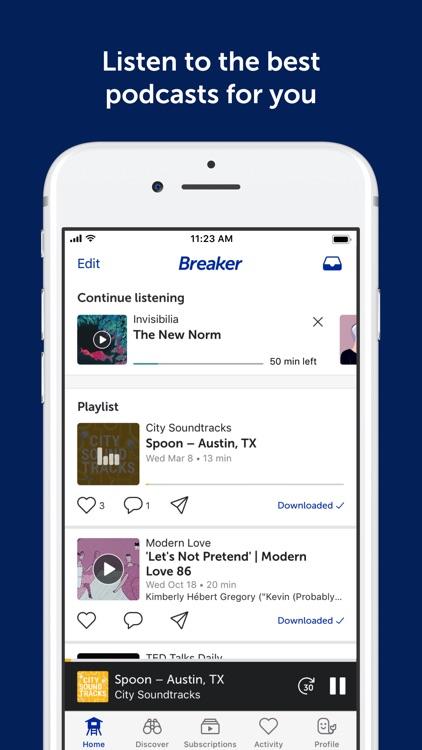 Breaker screenshot-0
