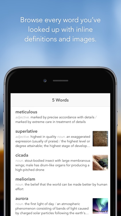 Word Vault: Vocabulary Builder screenshot-3