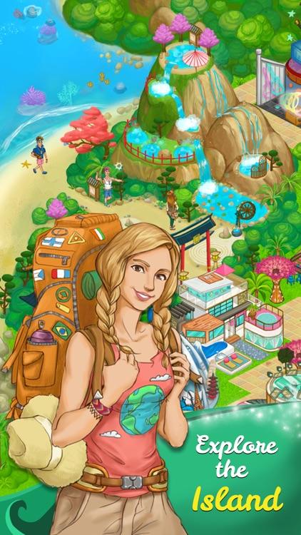 Eden Isle: Resort Paradise screenshot-4