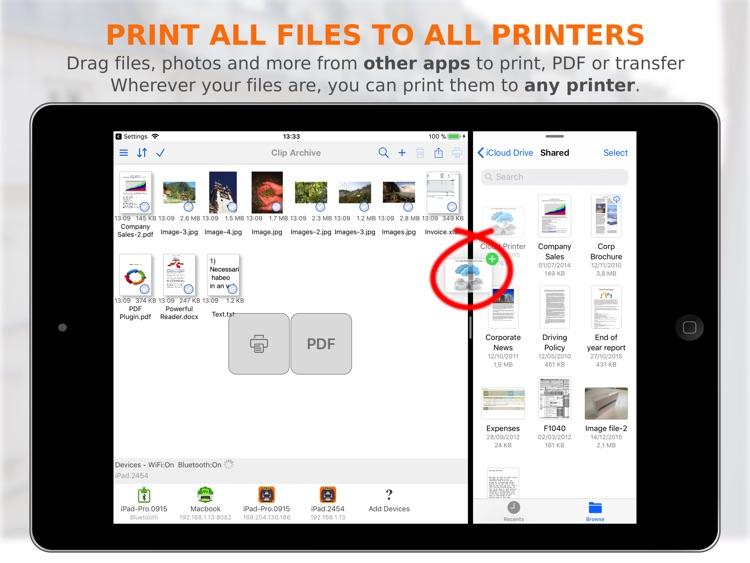 PrintCentral Pro screenshot-0