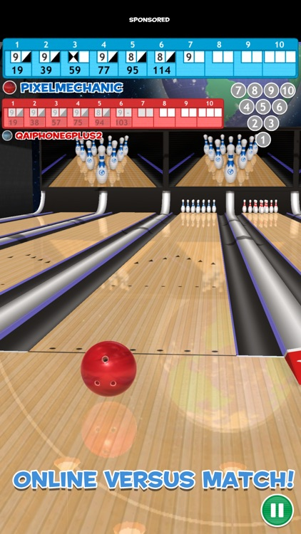 Strike! Ten Pin Bowling screenshot-3