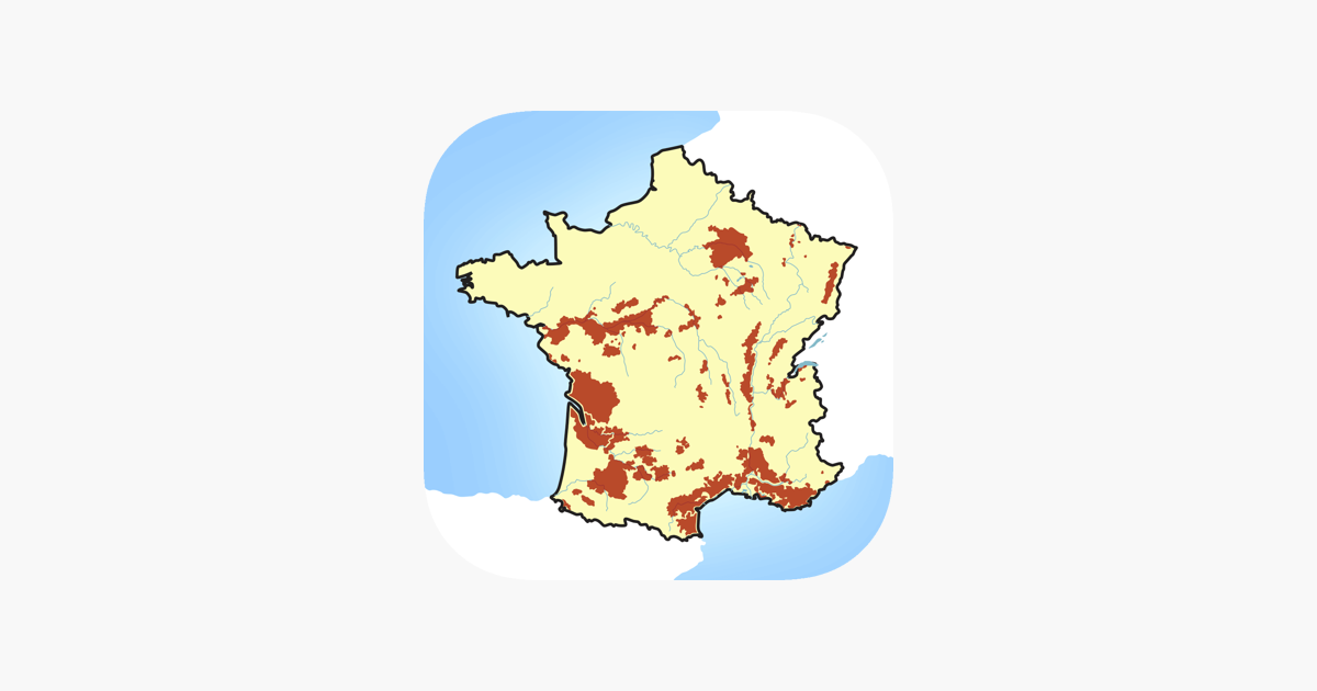 Wine Maps On The App Store