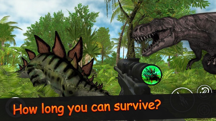 Dinosaur Hunt Jurrasic screenshot-9
