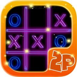 XO Tic Tac Toe Glow Editions