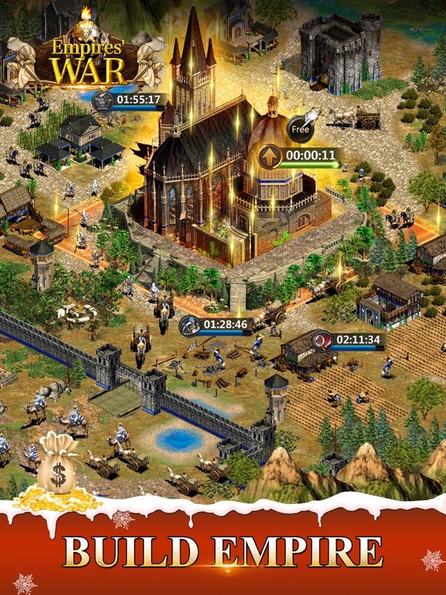 Empires War Age of Kingdoms