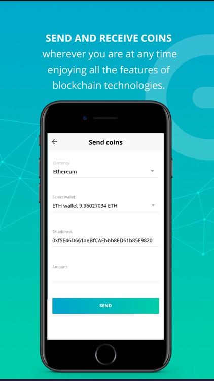 Elegro Business Crypto Wallet screenshot-4