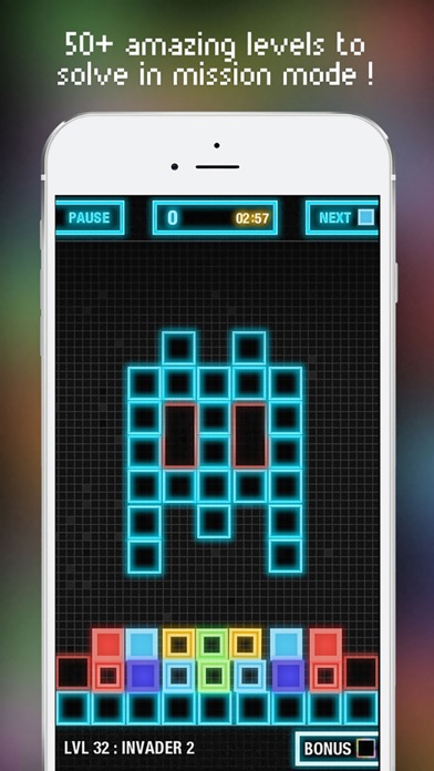 Light Fields - Puzzle blocks Screenshots