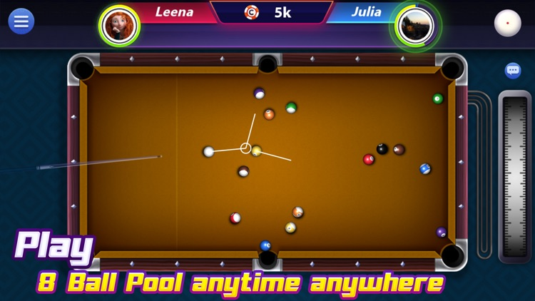 8 Ball Pool: Fun Pool Game screenshot-4