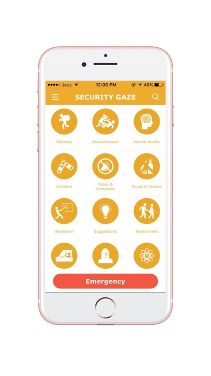 Security Gaze