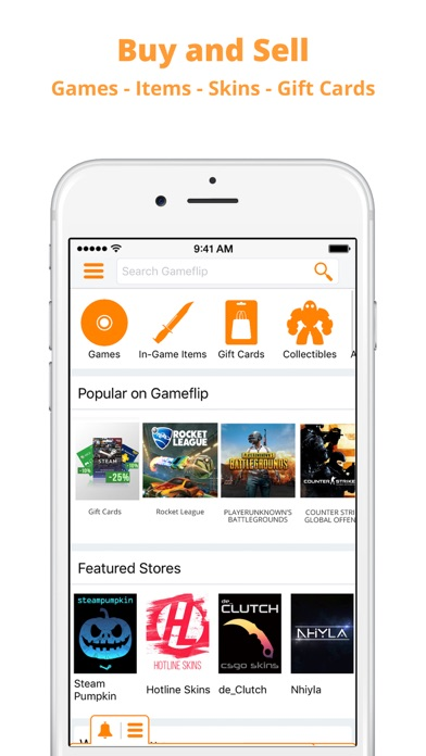 Gameflip - Buy & Sell screenshot one